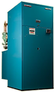 Evolution condensing ultra high effiency boiler