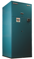 Evolution high efficiency water boilers