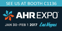 AHR Expo Booth C1136